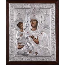Икона на Пресвета Богородица Троеручица