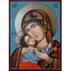 Икона Пресвета Богородица Рилска